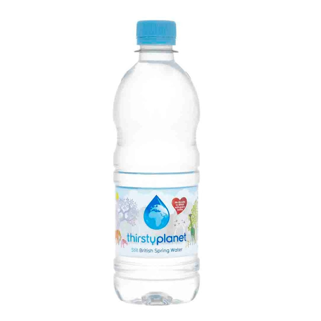 Plastic bottle transparent v2