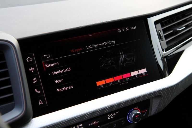 Audi A1 Sportback 40 TFSI S-LINE+NAVI+18INCH afbeelding 14