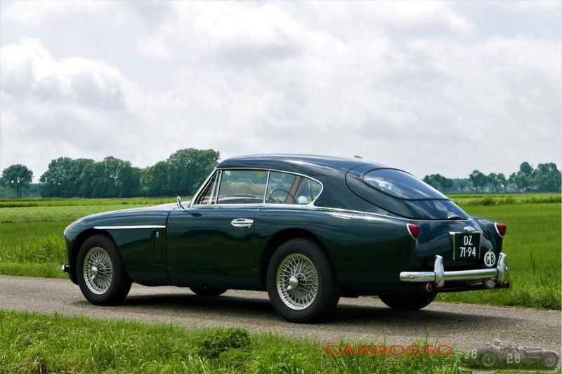 Aston Martin DB 2/4 MARK II 2.9 FIVA ID, Mille Miglia certificate afbeelding 16