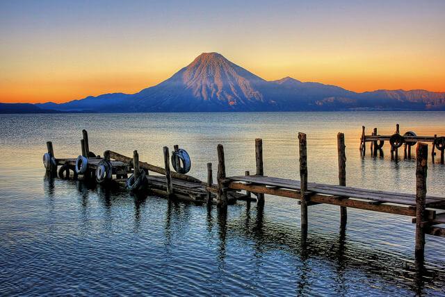 Visit Lake Atitlán in Guatemala