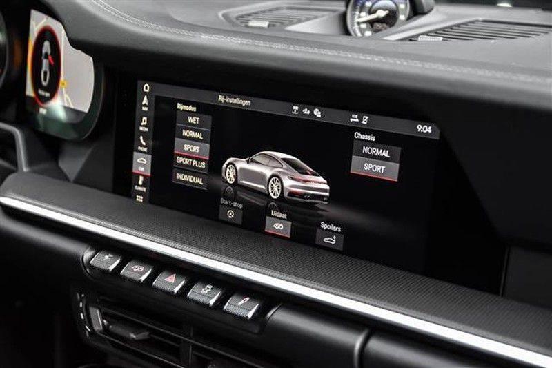 Porsche 911 4S LIFT+SPORT CHRONO+4WSTURING+SCH.DAK NP.212K afbeelding 22