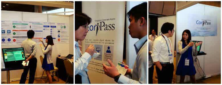 CorpPass means business