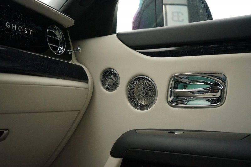 Rolls-Royce Ghost 6.75 V12 Nieuw model, Starlight Headliner, Bespoke audio afbeelding 25