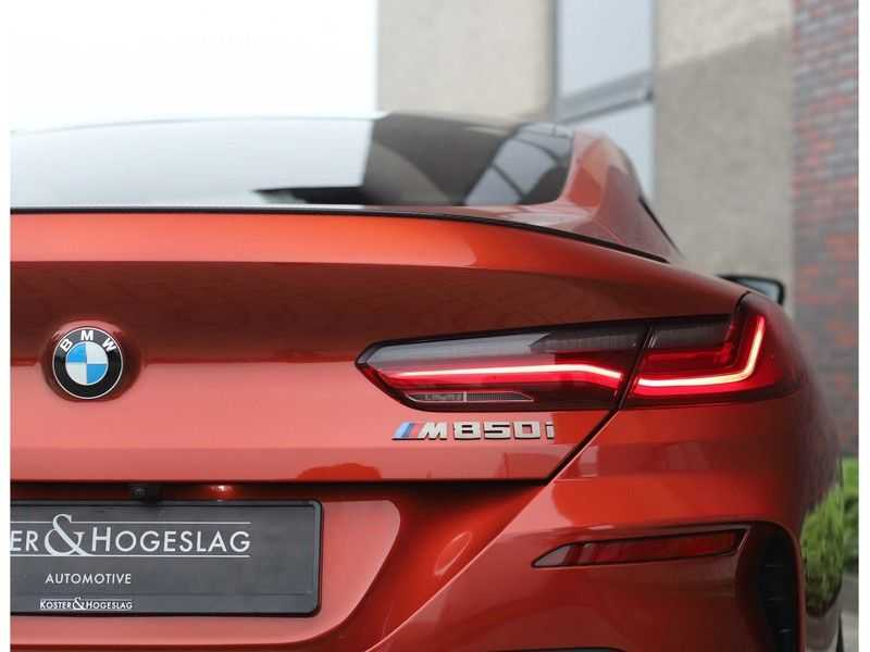 BMW 8 Serie M850i xDrive *Carbon*Soft-Close*Head-Up* afbeelding 5