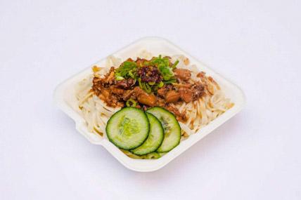 ChickCha - Noodle - Minced pork noodle