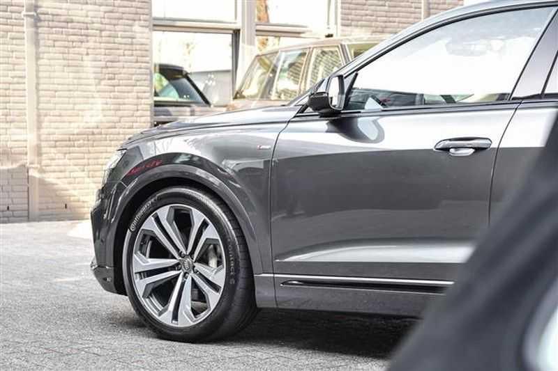 Audi Q8 50 TDI NP € 174K, S-LINE+PANO.DAK+MASSAGE+22INCH+B&O afbeelding 21