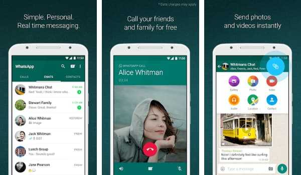 WhatsApp – WeChat Alternative