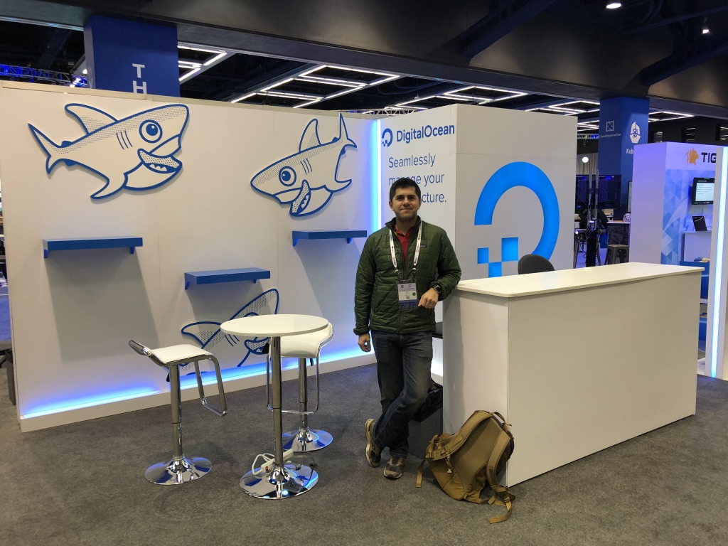 Kubecon 2018, Seattle