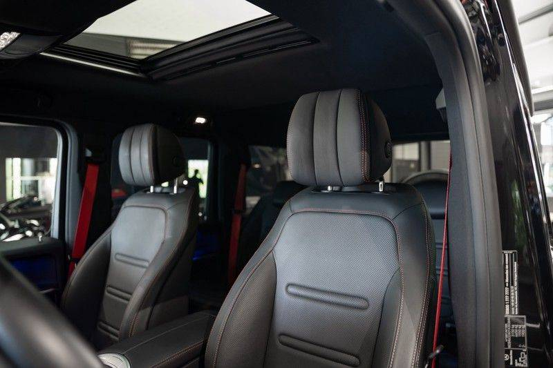 Mercedes-Benz G-Klasse G 500 AMG Line Burmester Night pakket Massagestoelen afbeelding 10