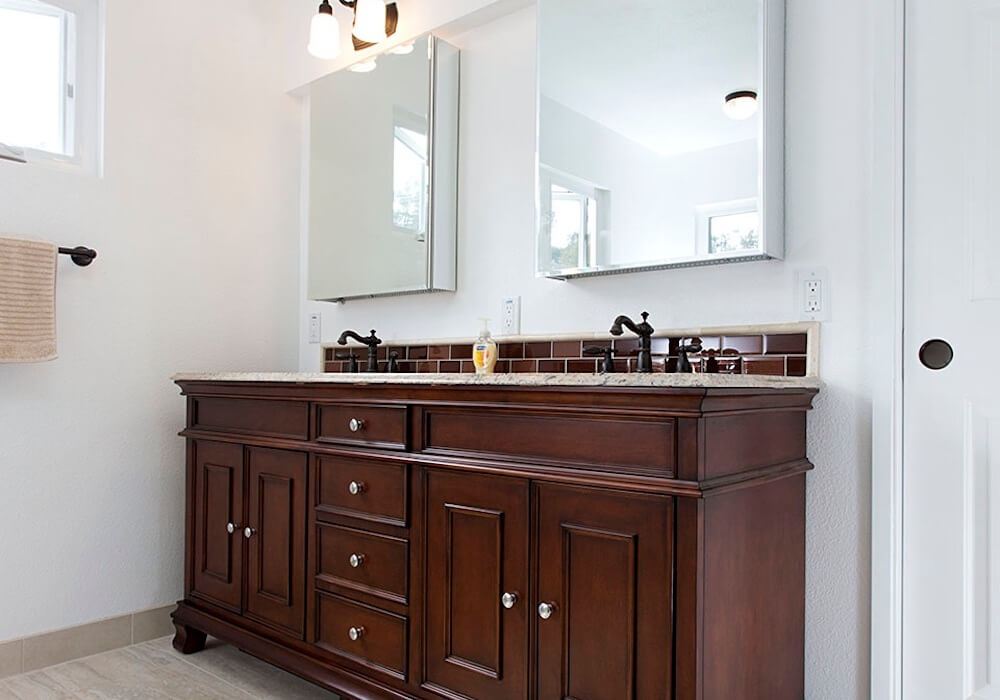Bathroom Remodel Projects gallery images