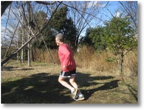 Mark McClure Tokyo Running
