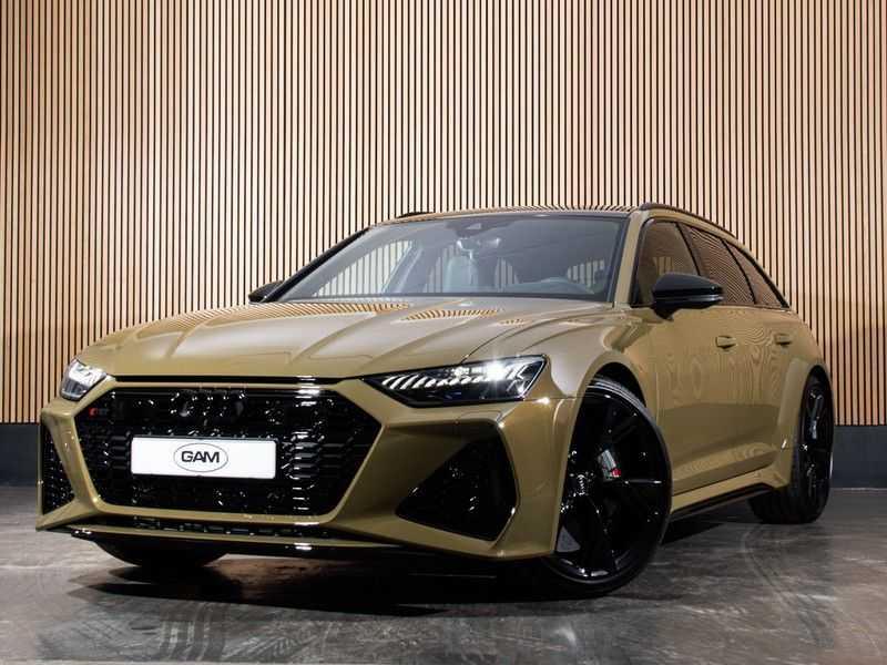 Audi RS6 TFSI quattro afbeelding 1