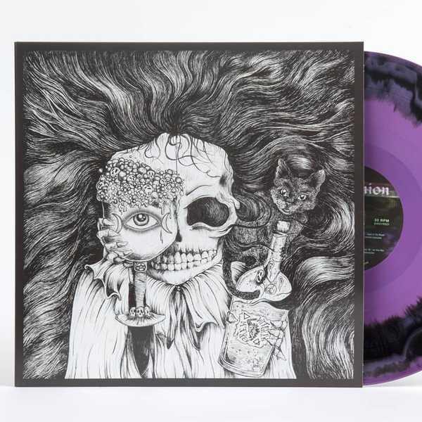 New Deadly Avenger track on burning witches for record store day! #recordstoreday #deathwatlzrecords, #transmissionrecords, #deadlyavenger