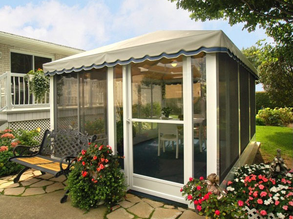 Balnea Square/Spa Gazebo