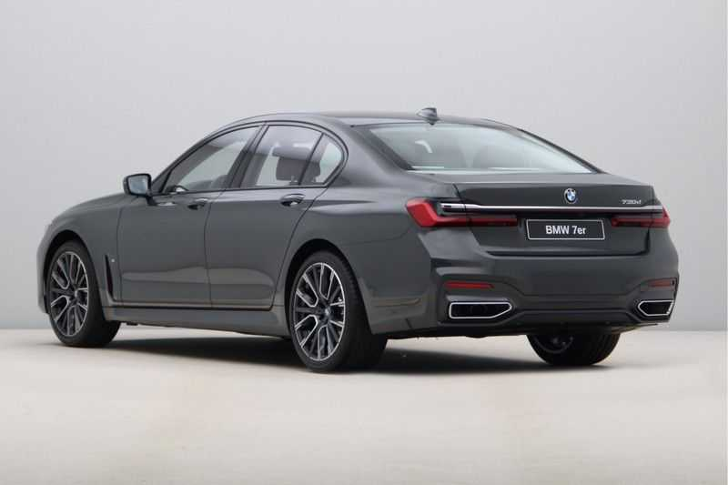 BMW 7 Serie 730d M-Sport High Executive afbeelding 2