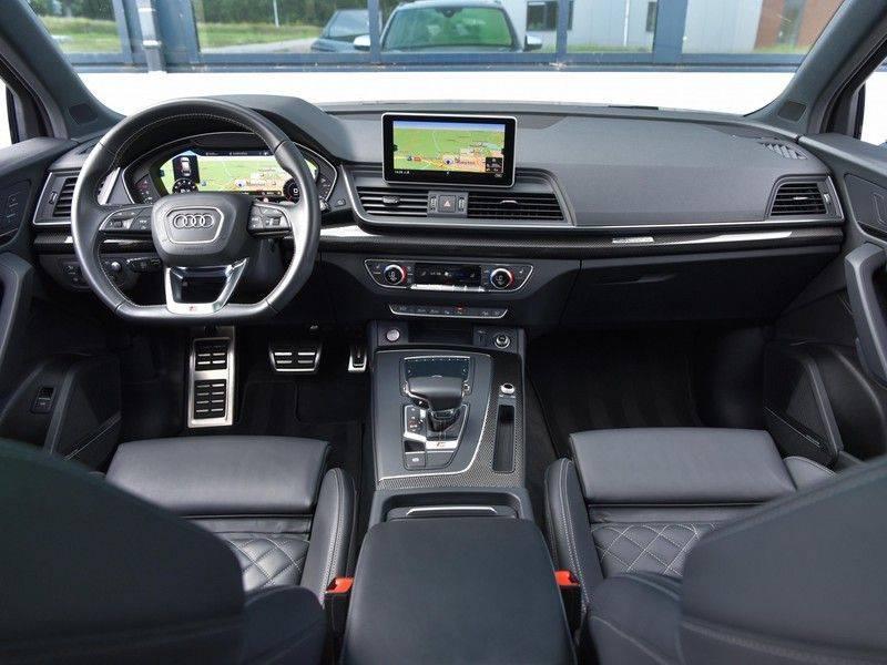 Audi SQ5 3.0TFSI 354pk Quattro Black Optic Lucht HUD B&O Pano Ruitleder ACC 21-Inch Carbon afbeelding 19