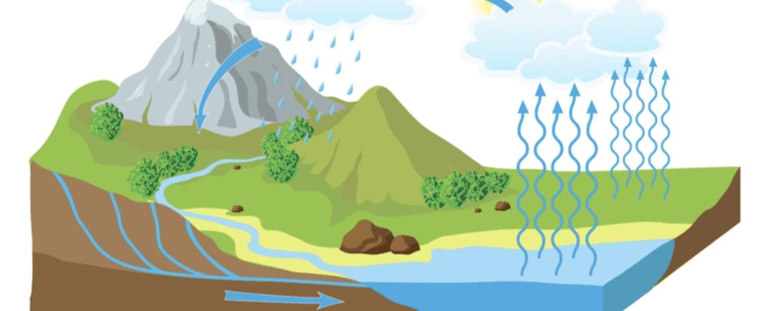 Despre evaporarea, fierberea, condensarea si înghețarea apei pe înțelesul copiilor