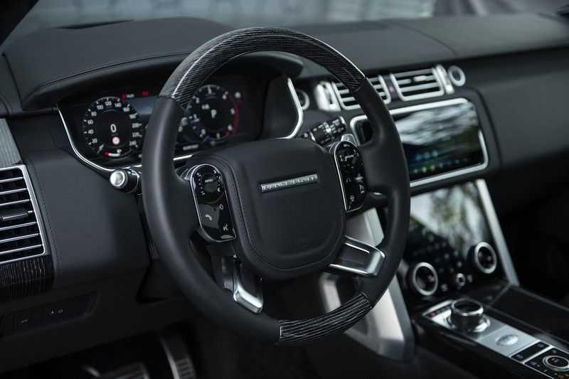 Land Rover Range Rover 4.4 SDV8 Autobiography Head Up, Adaptive Cruise Control, Gekoelde/ Verwarmde stoelen, Massage Functie afbeelding 8