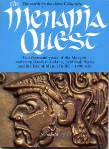 The Menapia Quest Cover