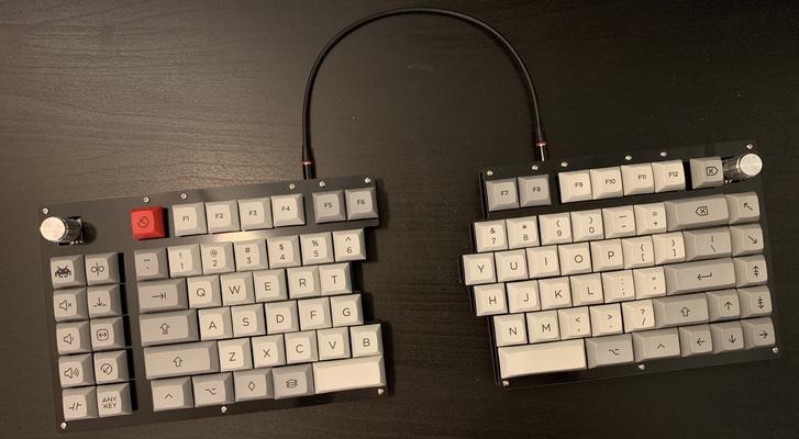 Sinc Split Keyboard image 0