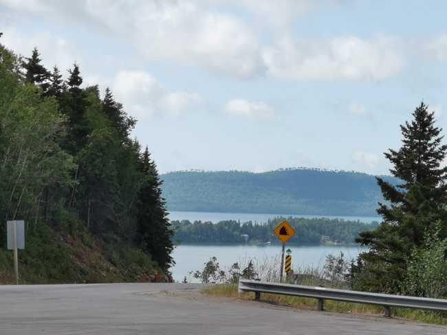 Autour du lac supérieur
