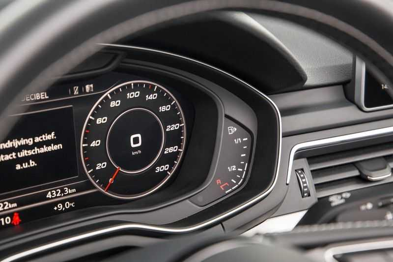 Audi A5 Cabriolet 3.0 TFSI S5 quattro | 354PK | Hoofdruimte verwarming | Trekhaak | Virtual Cockpit | Matrix LED | Camera afbeelding 23