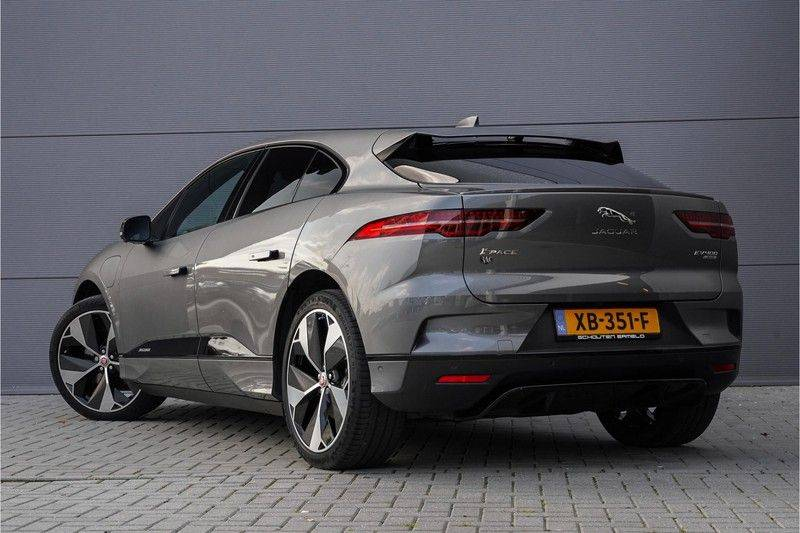 """Jaguar I-PACE EV400 First Ed Pano Luchtvering Meridian 22"""" afbeelding 9"""
