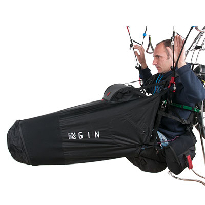 Paramotor cocoon