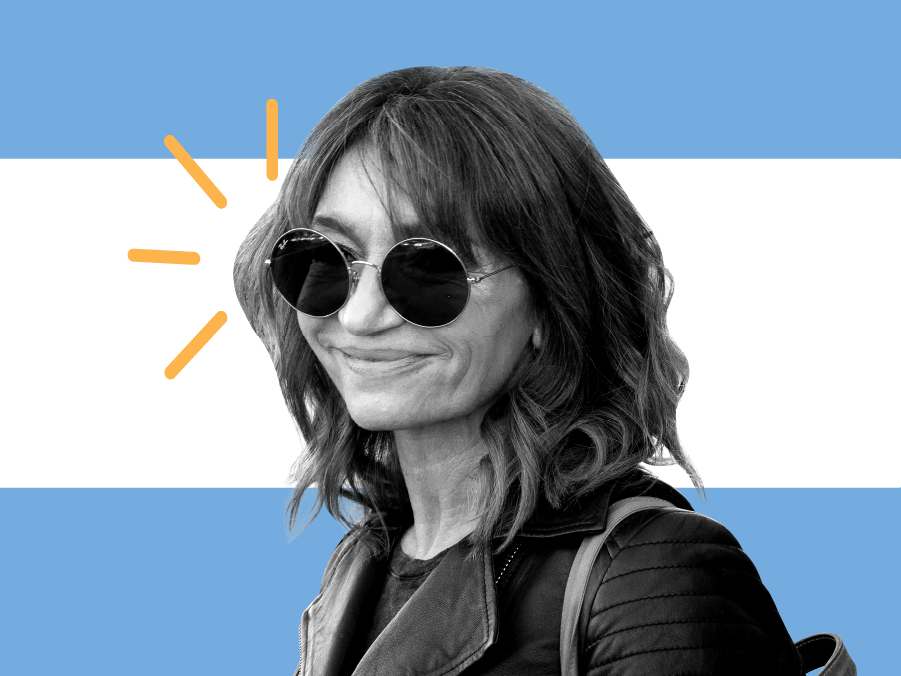 Gabriela, a translator