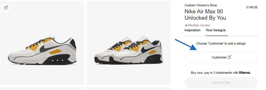 Nike commitment