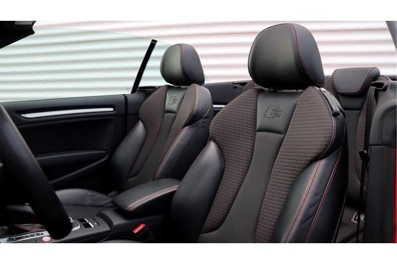 Audi S3 Cabriolet 2.0 TFSI quattro Virtual Cockpit, Matrix LED afbeelding 12