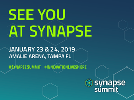 See you at Synapse