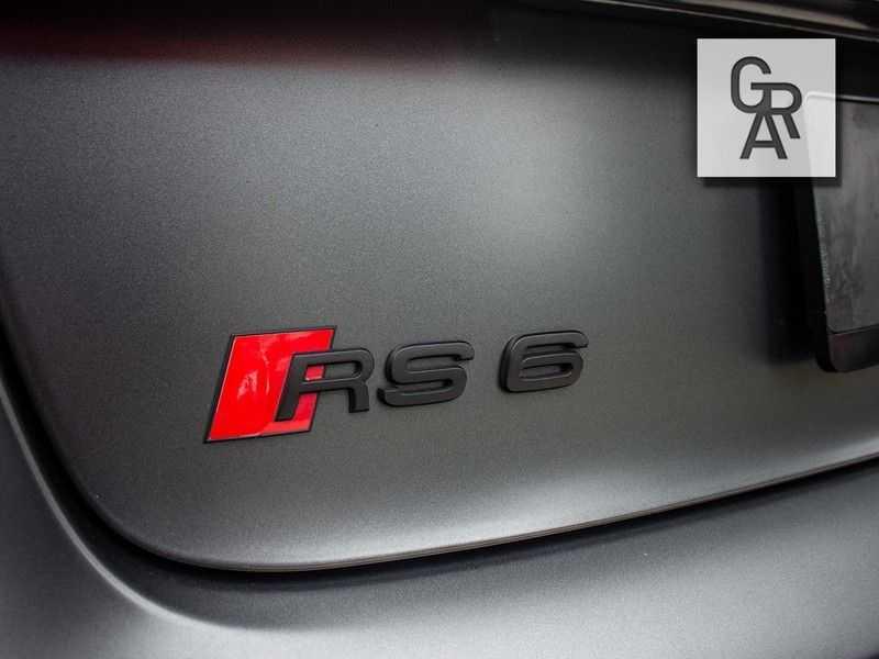 Audi RS6 Avant 4.0 TFSI RS6 PERFORMANCE | KERAMISCH | CARBON | EXCLUSIVE | MILLTEK afbeelding 21