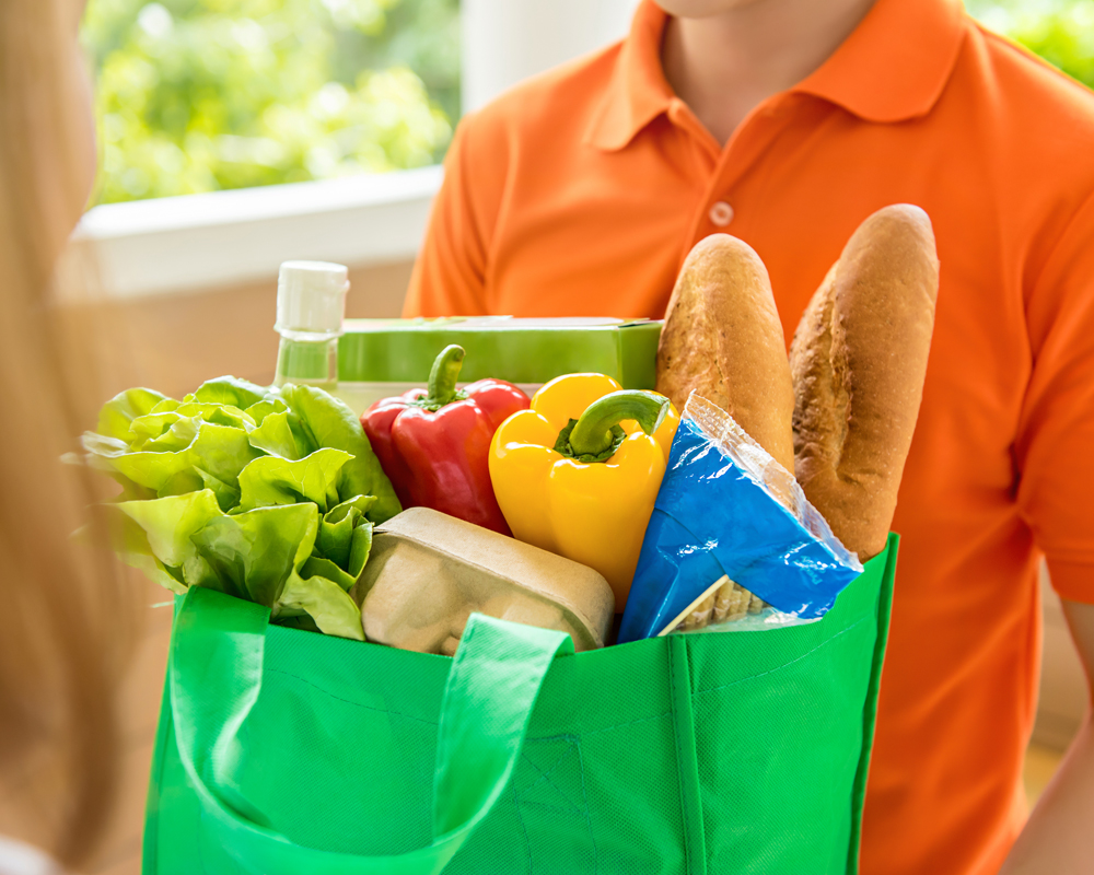 Shop for your Groceries Online