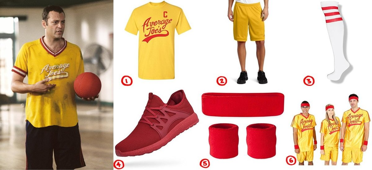 Dodgeball Movie Costumes Dress Like an A...