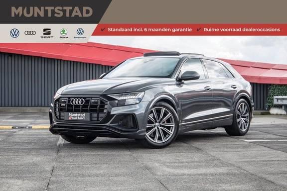 Audi Q8 4.0 TDI SQ8 quattro | 435PK | Sportdifferentieel | B&O | Alcantara hemel | Assistentiepakket Tour & City | Vierwielbesturing