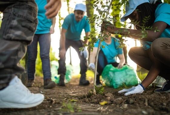 Employee Giving and Volunteerism