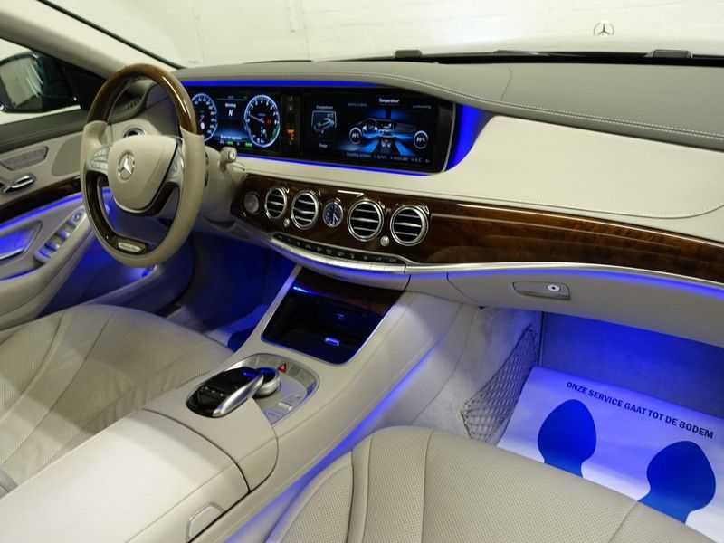 Mercedes-Benz S-Klasse 500 PLUG-IN HYBRID Lang 334pk AMG Ed Aut Pano, Head-up, Full options afbeelding 23