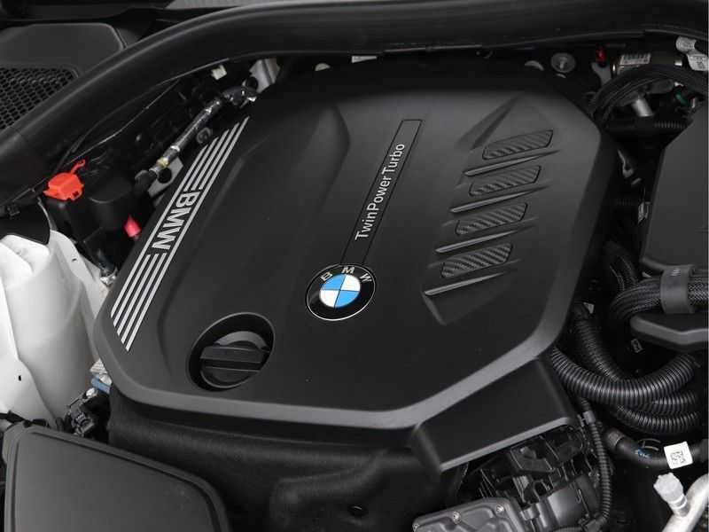 BMW 5 Serie Touring 520d High Executive M-Sport Aut. afbeelding 12