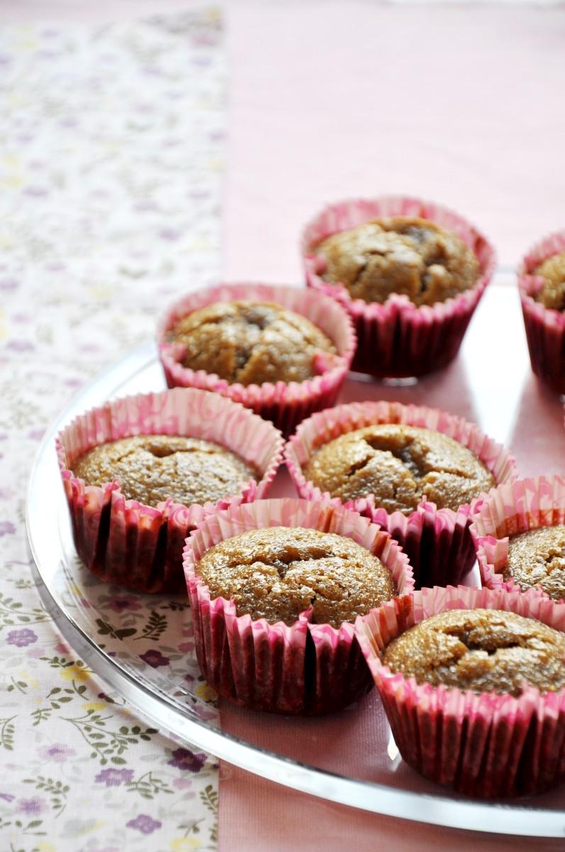 Spiced Chai Cupcakes