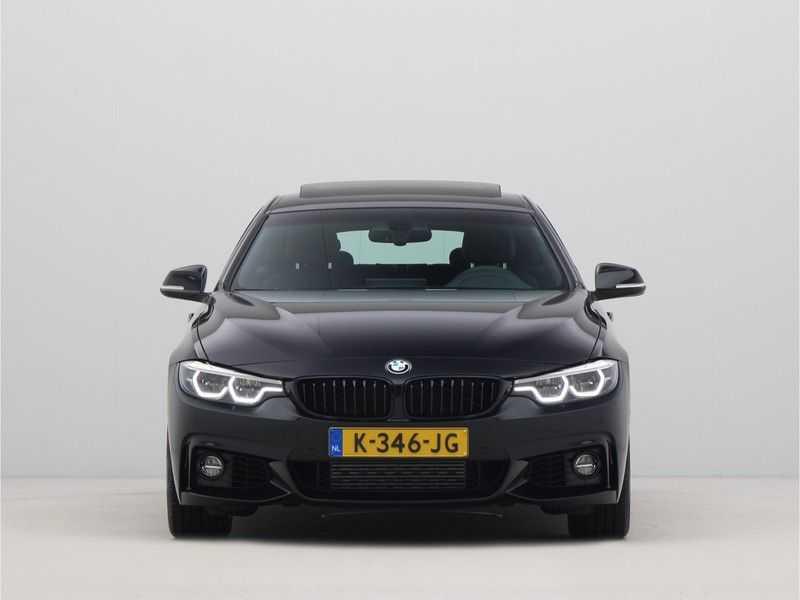 BMW 4 Serie Gran Coupé 418i High Executive M-Sport Automaat afbeelding 7