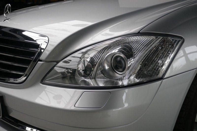 Mercedes-Benz S-Klasse 600 GUARD VR7 Pantser afbeelding 13