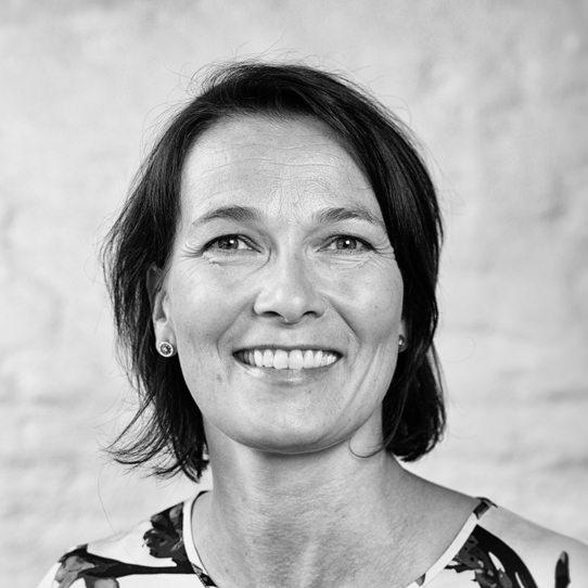 Portrait of Mona Halland