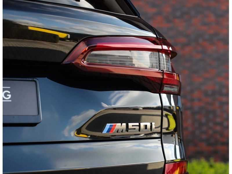 BMW X5 M50i X-Drive *Head-Up*Trekhaak*Laser* afbeelding 24
