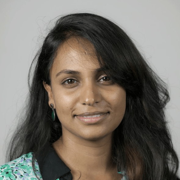 Portrait photo of Purnima Kumar