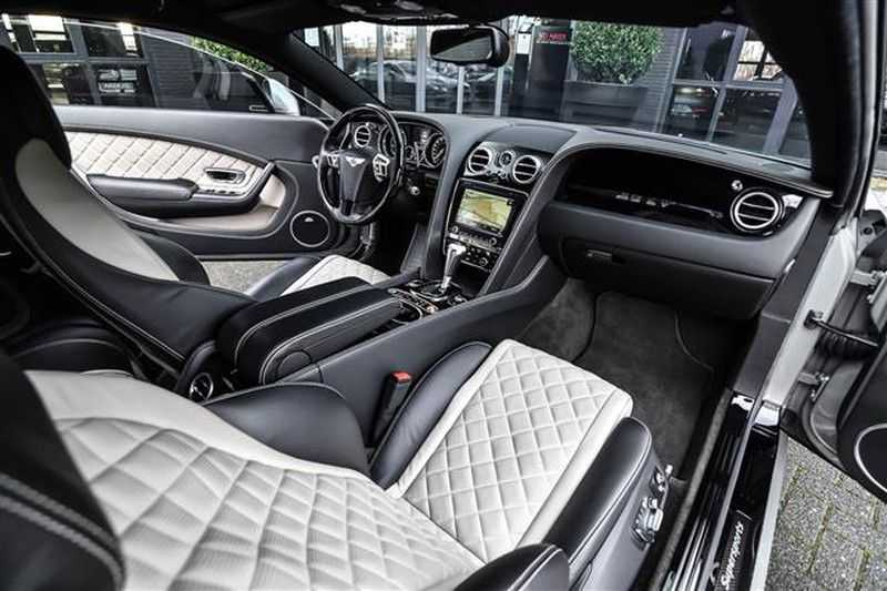 Bentley Continental GT SPEED SUPERSPORTS LOOK CARBON (635 PK) afbeelding 25