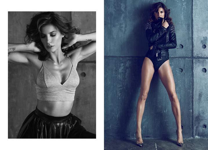 Elisabetta Cavatorta Stylist - Elisabetta Canalis - Andoni & Arantxa