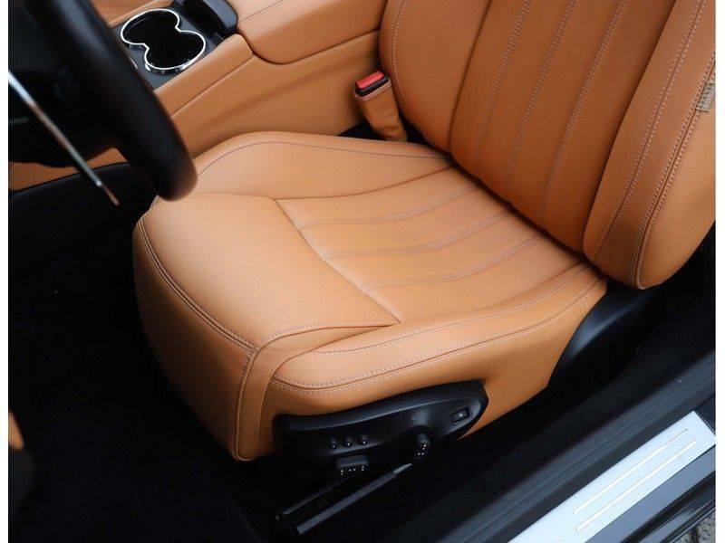 Maserati GranCabrio 4.7S *Grigio Maratta*Bose*Nieuwstaat!* afbeelding 22