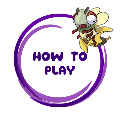 Book Bugs How to Play