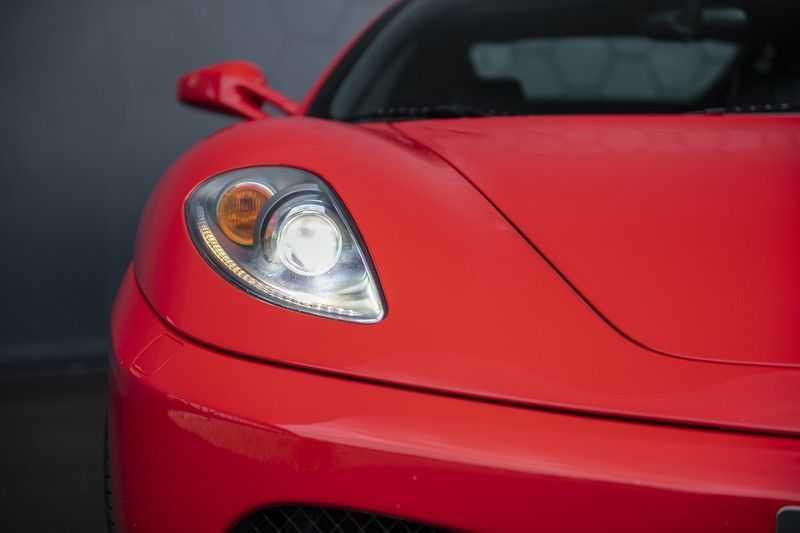 Ferrari F430 F1 Coupe Rosso Corsa + Excellent Condition afbeelding 2